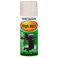 RUSTOLEUM 7750830 HIGH HEAT ALMOND