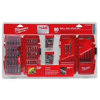 MILWAUKEE 48-32-8003 90 PIECE DRILL AND DRIVE SET