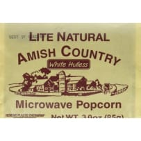 Amish Country Lite Natural Microwave Popcorn