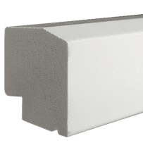 PARKSITE AZM6930 AZEK 1-3/4-in x 2-1/32-in x 16-ft Historic Sill Moulding 16-ft - White