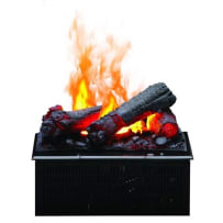 Dimplex DFI400L Opti-Myst Cassette Electric Fireplace w/Logs