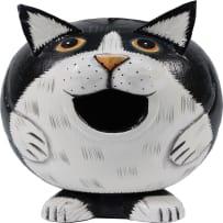 BCI 008064 GORD-O BIRDHOUSE CAT