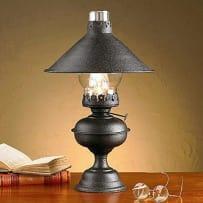 PARK DESIGN 25-205R HARTFORD LAMP WITH SHADE
