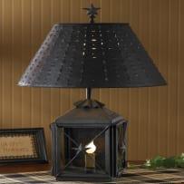 PARK DESIGN 25-264 BLACKSTONE LANTERN LAMP