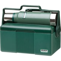 STANLEY 10-01026-005 7 QT HERITAGE COOLER AND CLASSIC BOTTLE COMBO