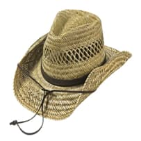 BRONER 88-710 SHAPEABLE LINDU WESTERN HAT