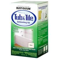RUSTOLEUM 7862519 BISCUIT TUB & TILE REFINISH KIT