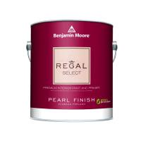 BENJAMIN MOORE 550 4X GL REGAL SELECT PEARL (TYPE 4X) TINTABLE BASE GALLON
