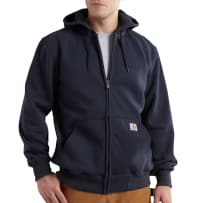 CARHARTT 100614-472 3X TALL HEAVY HOOD ZIP SWEATSHIRT