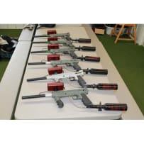 Rental Laser Tag Guns (6 gun set)