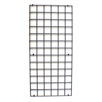 "SCHULTE 7110570050 48""X23"" WIRE GRID FOR ACTIV ORGA"