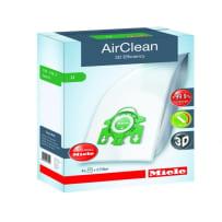 MIELE 10123230 AIRCLEAN 3D EFFICIENCY FILTER BAGS TYPE U