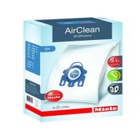 MIELE 10123210 AIRCLEAN 3D EFFICIENCY FILTER BAGS TYPE GN