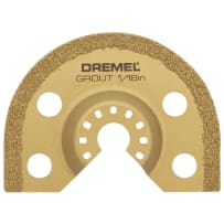 DREMEL MM501 1/16 INCH MULTI MAX CARBIDE GROUT BLADE