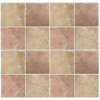 Monocibec Graal 10x10 Arras Porcelain Tile