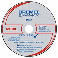 DREMEL SM510C SAW MAX METAL CUT OFF WHEEL