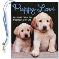 PETER PAUPER PRESS 9161 PUPPY LOVE MINI BOOK