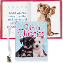 PETER PAUPER PRESS 7819 WARM FUZZIES MINI BOOK'