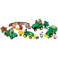 Brb John Deere Fun On The Farm Playset