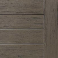 "TimberTech FBTC12SM Fascia Board Terrain Silver Maple 12"" x 12'"