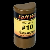 FASTCAP WAX10S-10PK SOFTWAX COLOR #10