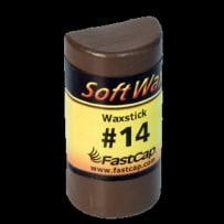 FASTCAP WAX14S-10PK SOFTWAX COLOR #14