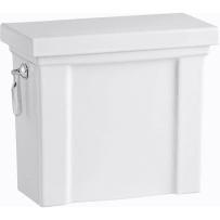 KOHLER K-4899-0 TRESHAM WHITE 1.28 GPF TOILET TANK