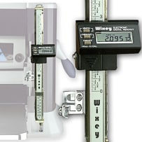"""WIXEY #WR510 TYPE 2 DIGITAL PLANER THICKNESS READOUT - 0-6"""""""