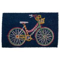 TAG TRADE 204527 CRUISER BICYCLE COIR DOORMAT
