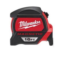 MILWAUKEE 48-22-5125 25 FOOT PREMIUM MAGNETIC TAPE MEASURE