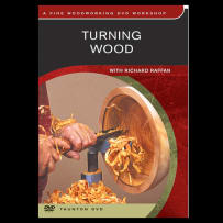 DVD - TURNING WOOD