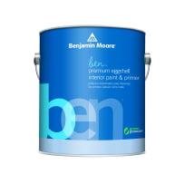 BENJAMIN MOORE W626 3X QT BEN EGGSHELL (TYPE 3X) TINTABLE BASE QUART