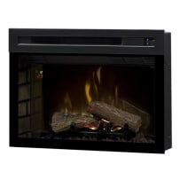 "Dimplex PF2325HL 25"" Multi-Fire XD Electric Firebox"