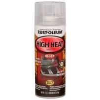 RUSTOLEUM 260771 AUTO HI HEAT CLEAR