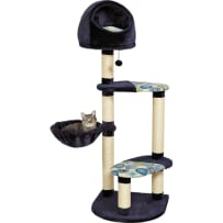 BCI 568707 LARGE NAVY BLUE CAT TREE