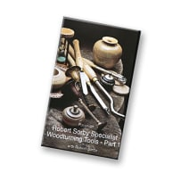 SORBY 89223 DVD-Specialist Turning Tools