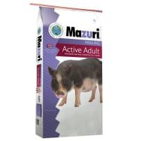 Mazuri Mini Pig Active Adult Pellets 25Lb 0001502