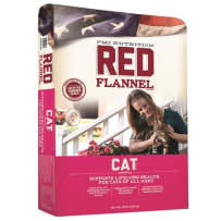 Purina Red Flannel Cat Food 20Lb 0066520