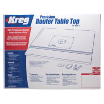 KREG PRS1025 KREG PRECISION ROUTER TABLE TOP