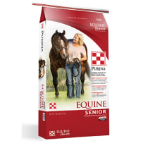 Purina Equine Senior Horse Feed 50Lb 3003277-506