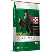 Purina Ultium Growth Formula Horse Feed 50Lb 0041885