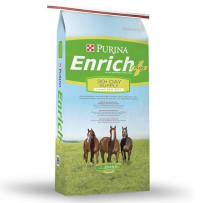 Purina Enrich Plus Supplement Horse Feed 50 Lbs 3002564-206