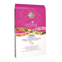 Infinia Turkey & Sweet Potato Dog Food 30Lb Grain Free 0044235