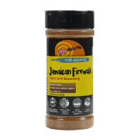 DIZZY PIG  JAMAICAN FIREWALK BBQ RUB  8 OZ