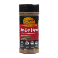 DIZZY PIG  RED EYE EXPRESS BBQ RUB 8 OZ
