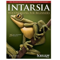 INTARSIA WOODWORKING FOR BEGINNERS BOOK