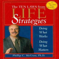 PETER PAUPER PRESS 8266 TEN LAWS FROM LIFE STRATEGIES MINI BOOK