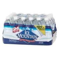Ice Mountain 0.5L Bottled Spring Water