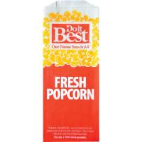 Do it Best Popcorn Bag