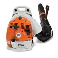 STIHL BR 450 C-EF PRO BACKPACK BLOWER WITH ELECTRIC START